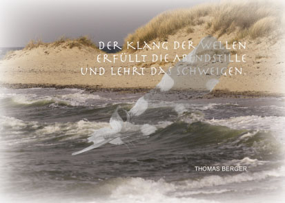 Der Klang der Wellen