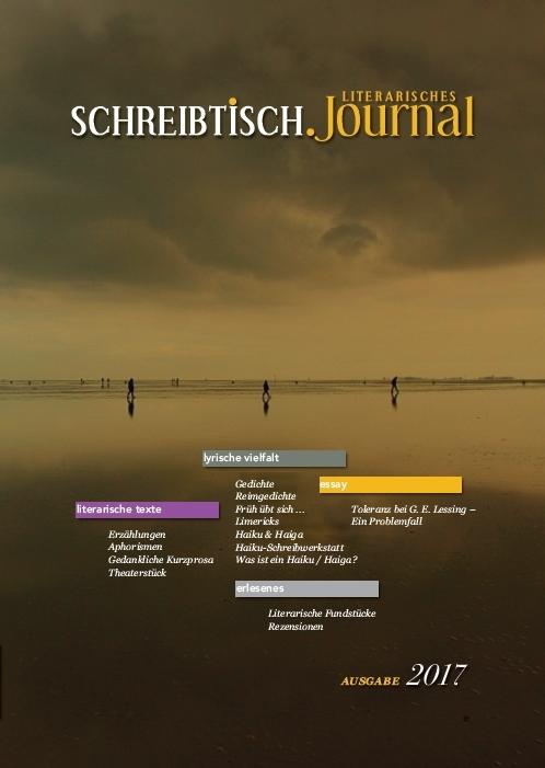 SCHREIBTISCH. Literarisches Journal