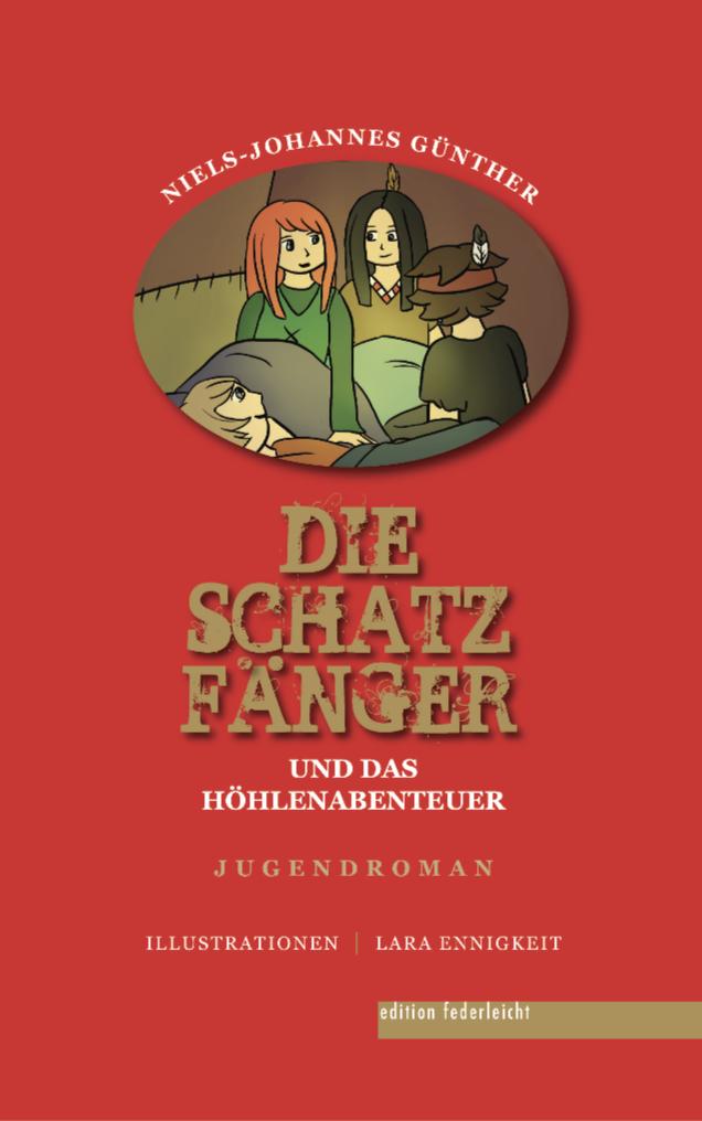 Niels-Johannes Günther liest aus seinem Jugendroman DIE SCHATZFÄNGER