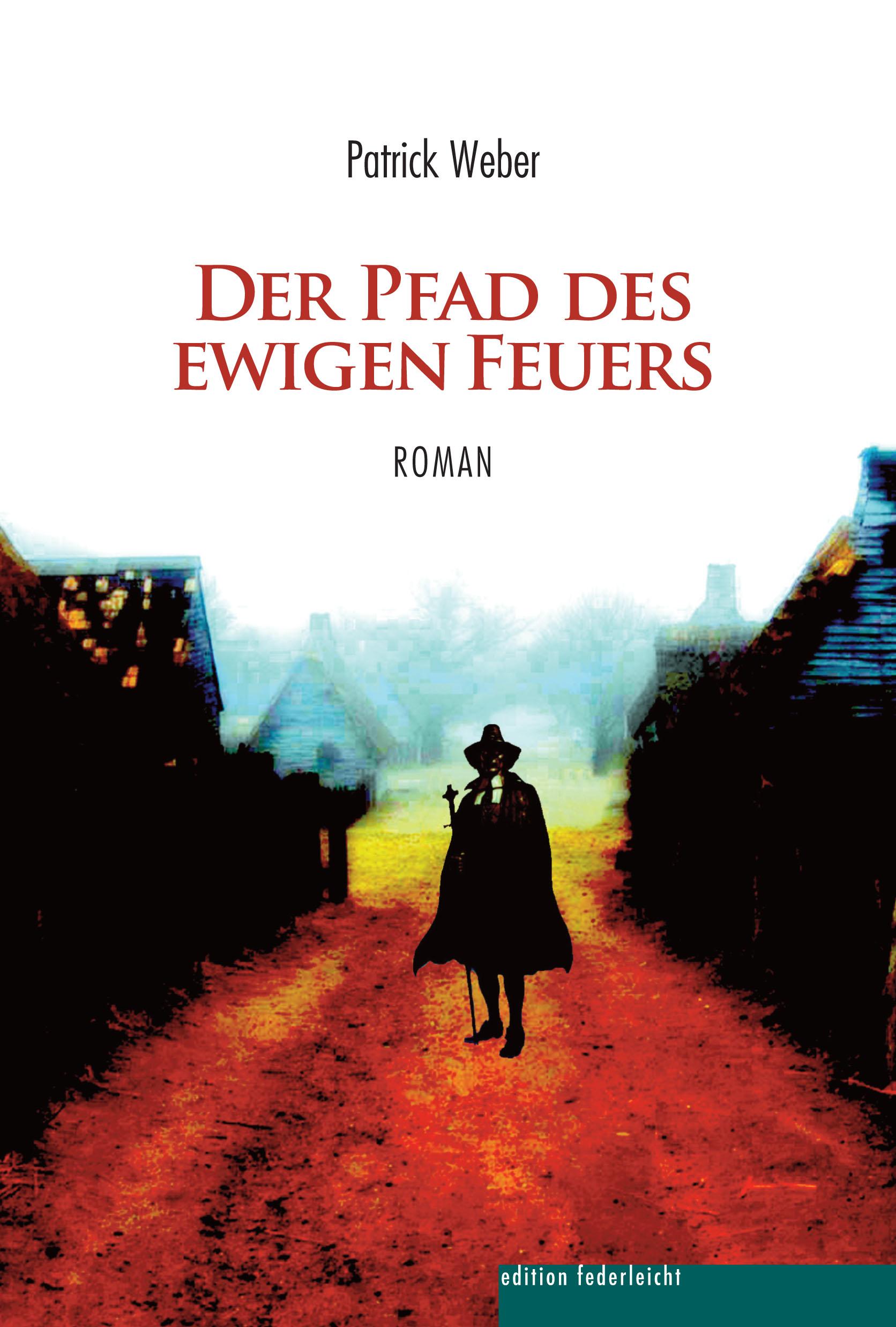 "Patrick Weber liest aus ""Der Pfad des ewigen Feuers"" - DIGITAL"