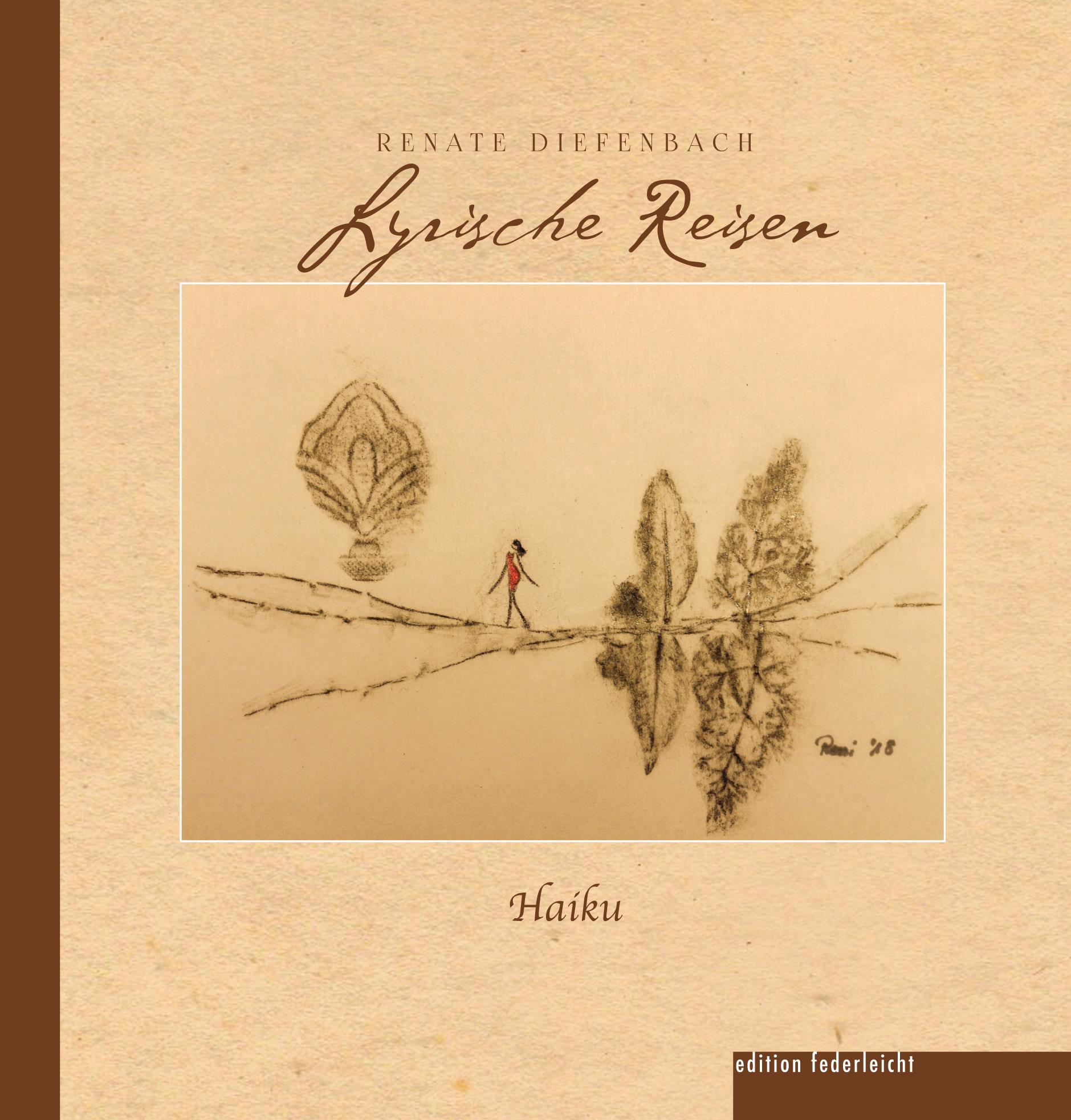 Buchvorstellung LYRISCHE REISEN von und mit Renate Diefenbach