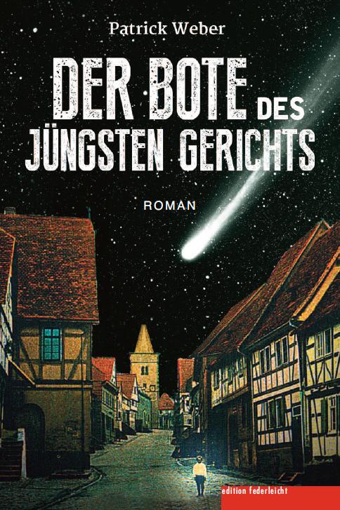 """Patrick Weber liest aus """"Der Bote des Jüngsten Gerichts"""" - DIGITAL"""