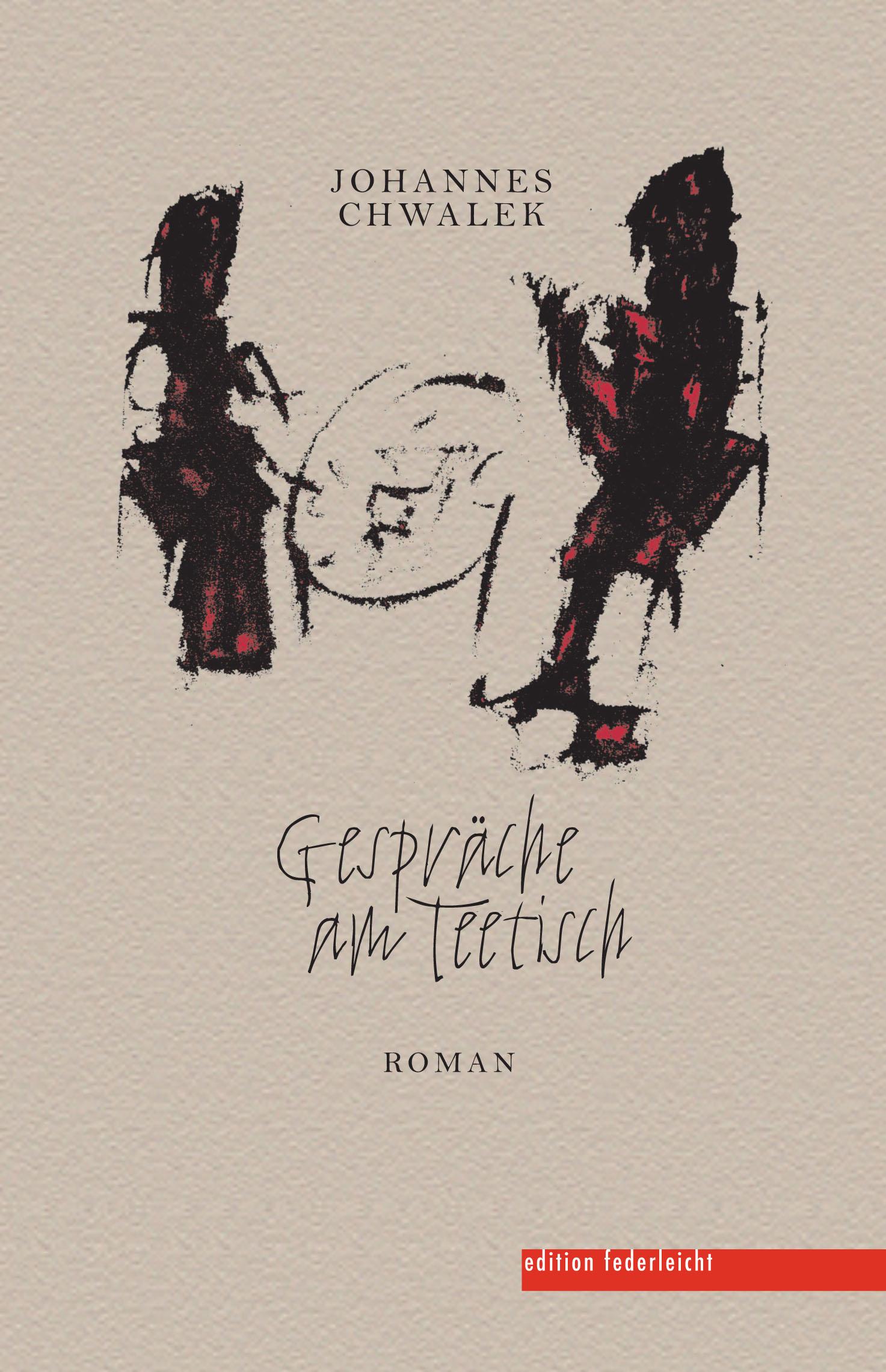Frankfurter Buchmesse #fbm digital – Johannes Chwalek liest aus seinem Roman GESPRÄCHE AM TEETISCH
