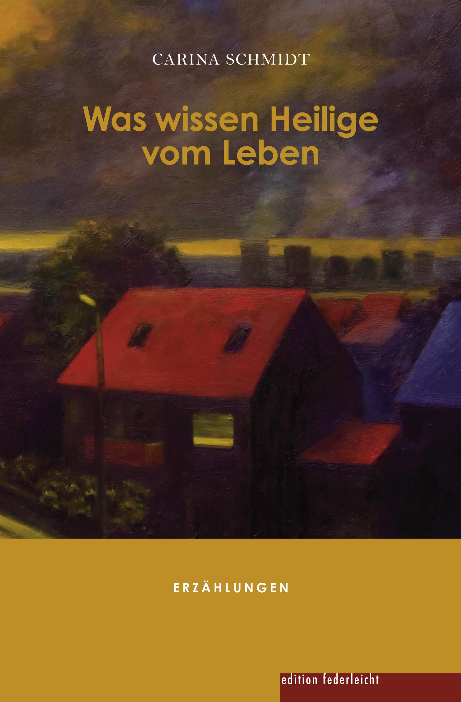 Frankfurter Buchmesse #fbm digital – Carina Schmidt liest aus WAS WISSEN HEILIGE VOM LEBEN