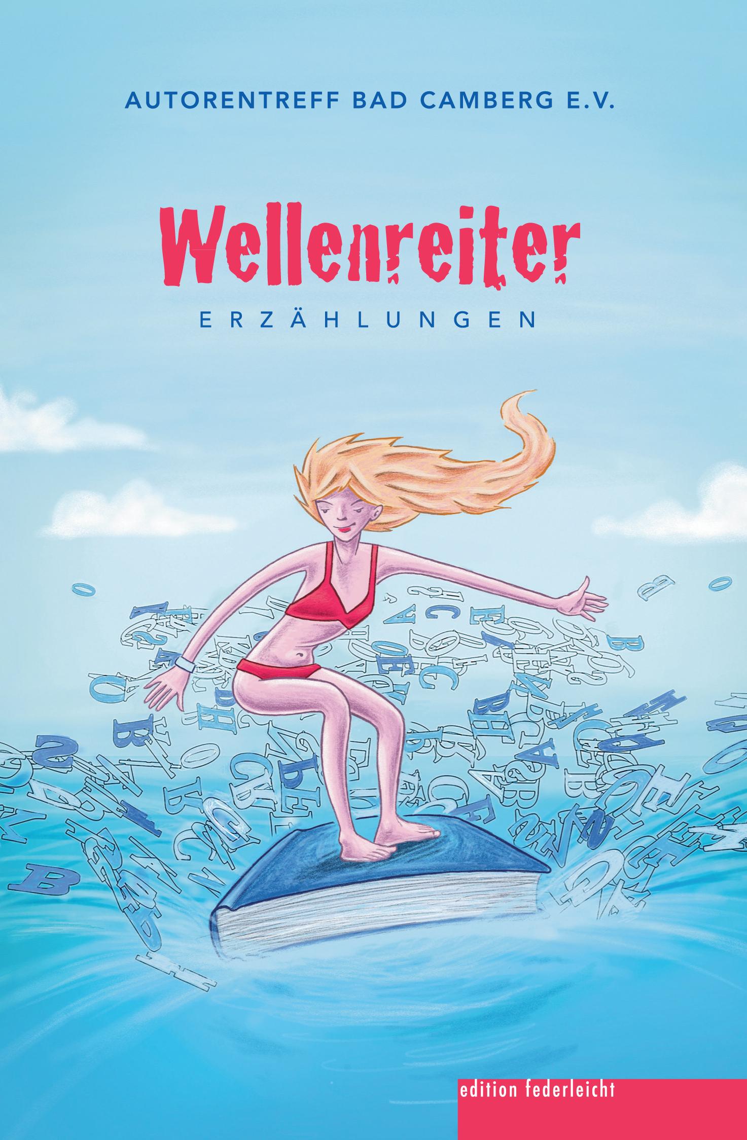 """Lesung aus """"Wellenreiter. Erzählungen"""" - via ZOOM"""